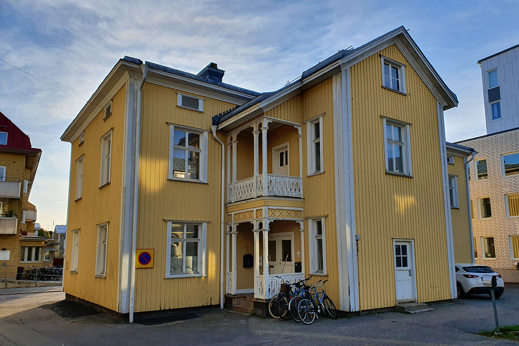 Brogatan 5, Umeå