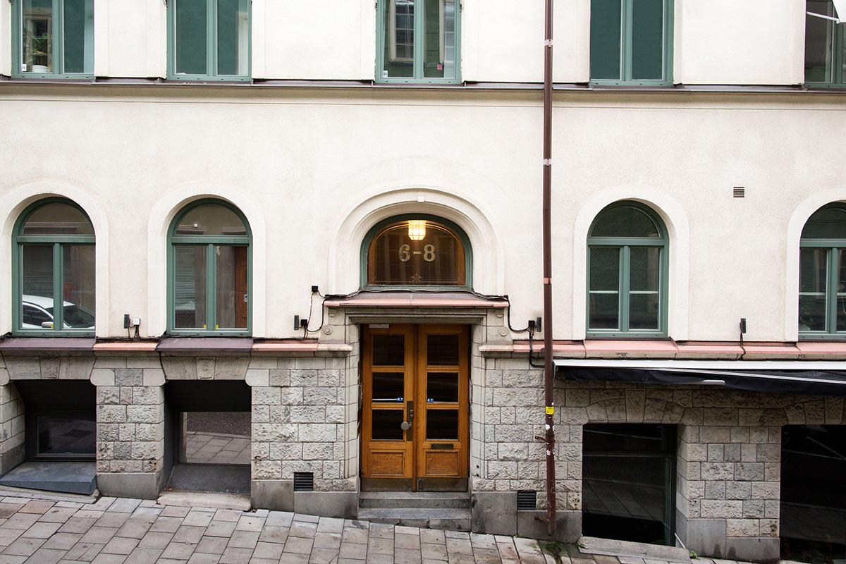 Brunnsgatan 6-8, Stockholm