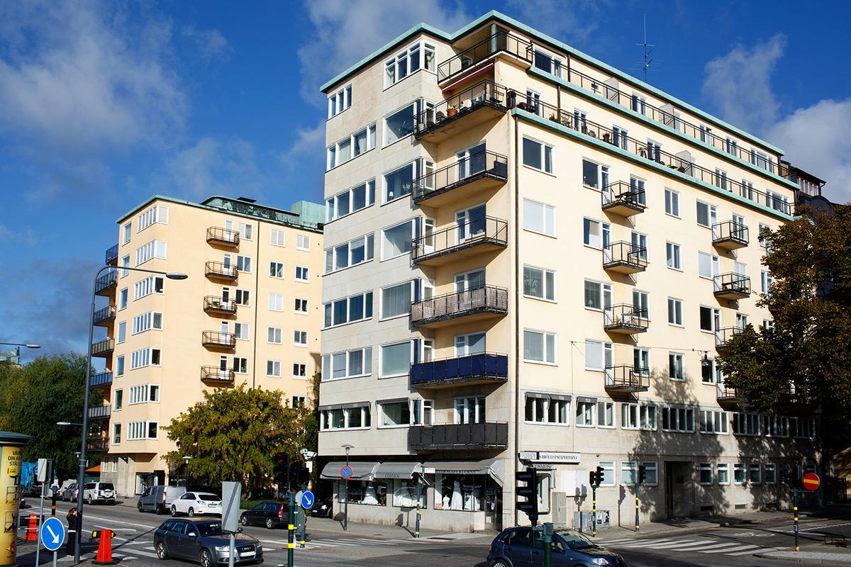 Kungsholmstorg 1, Stockholm