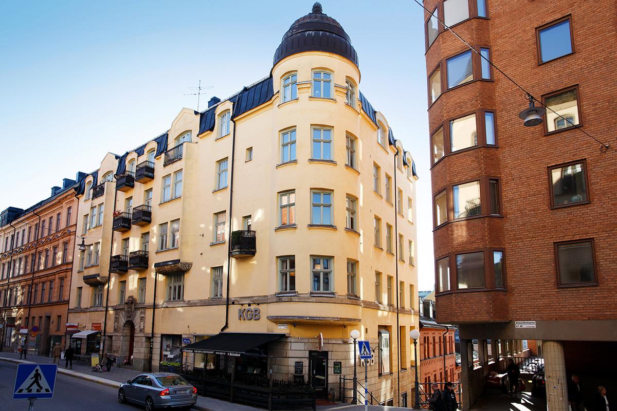 Malmskillnadsgatan 45, Stockholm