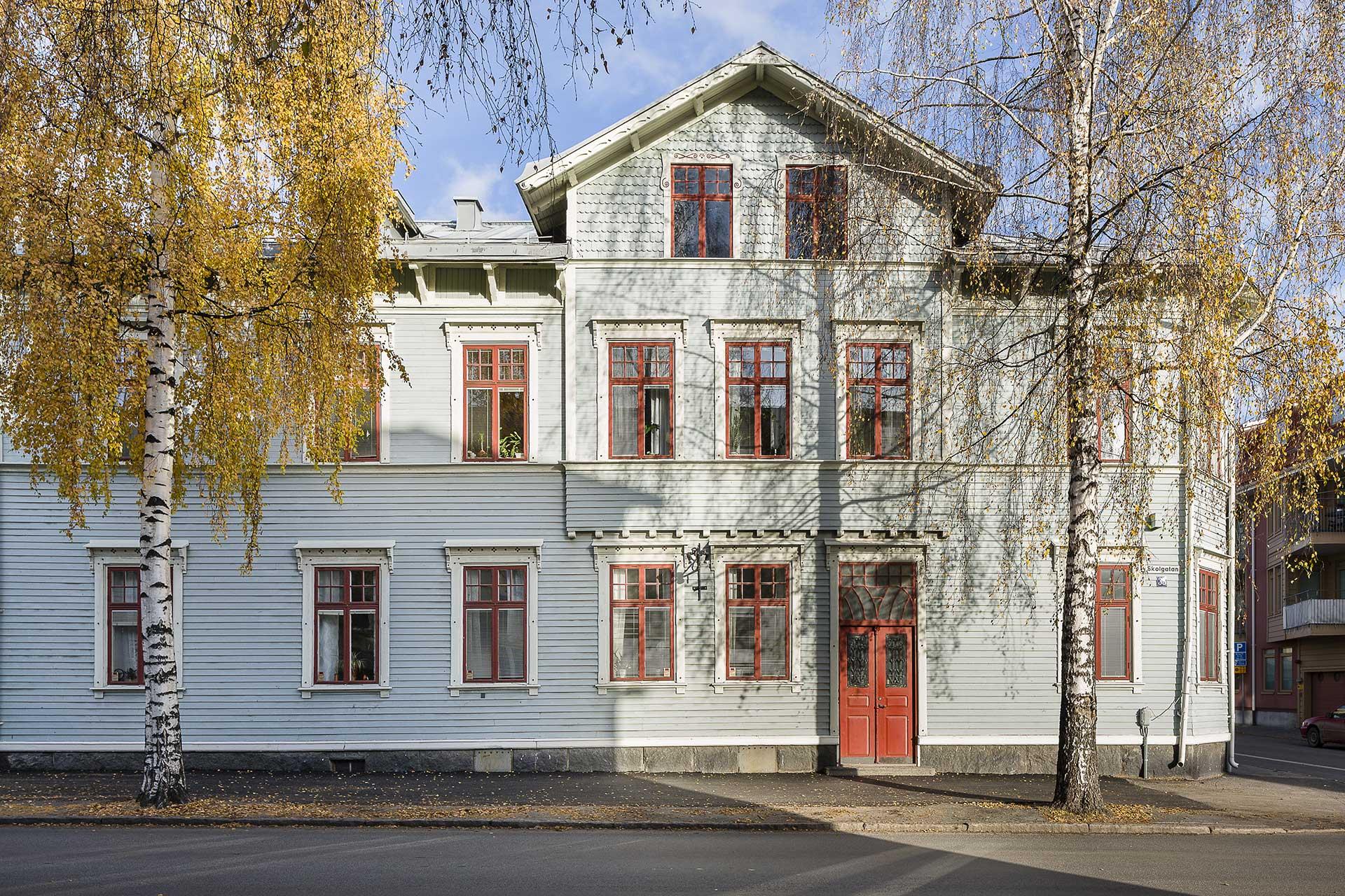 Skolgatan 35, Umeå