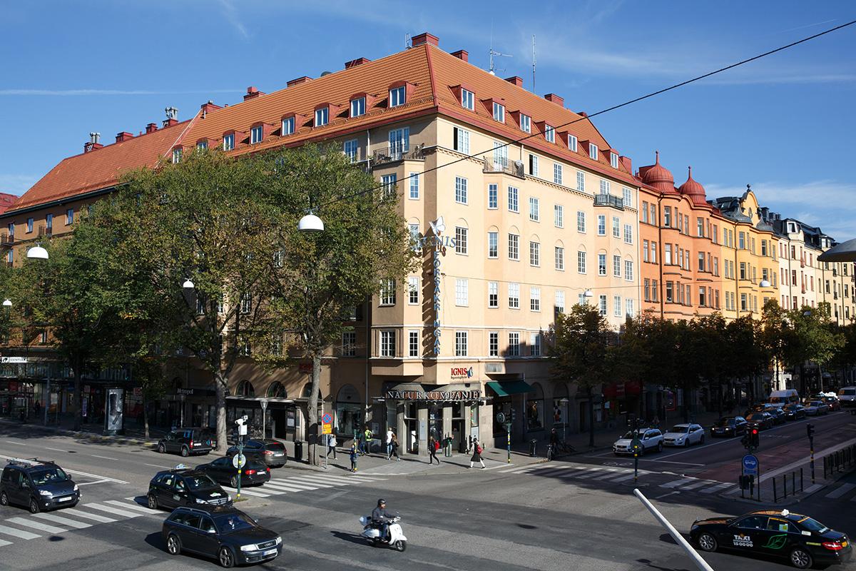 Sveavägen 116/Odengatan 50, Stockholm