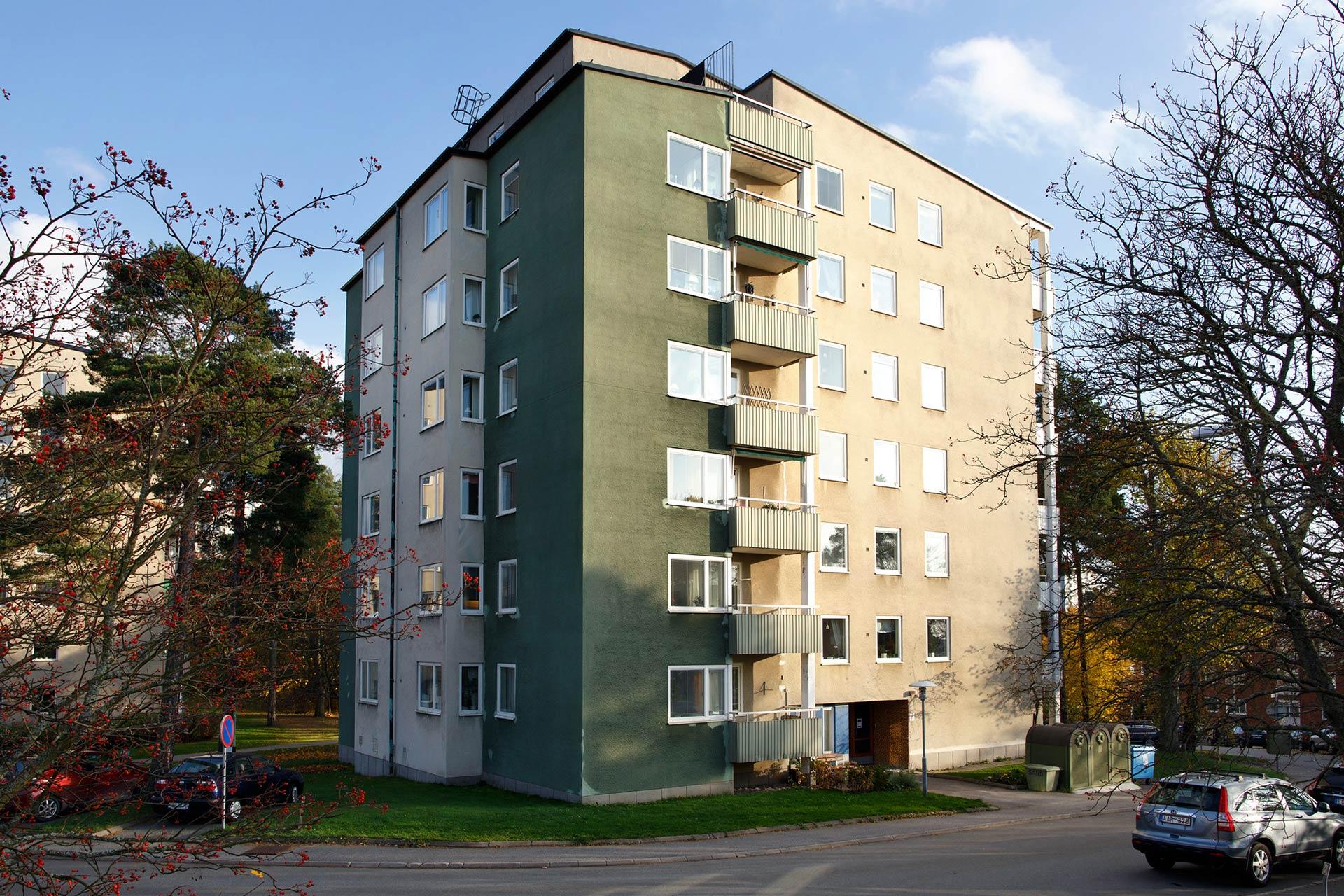 Farkostvägen 10, Lidingö