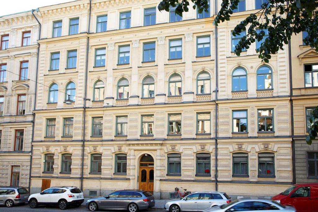Engelbrektsgatan 31, Stockholm