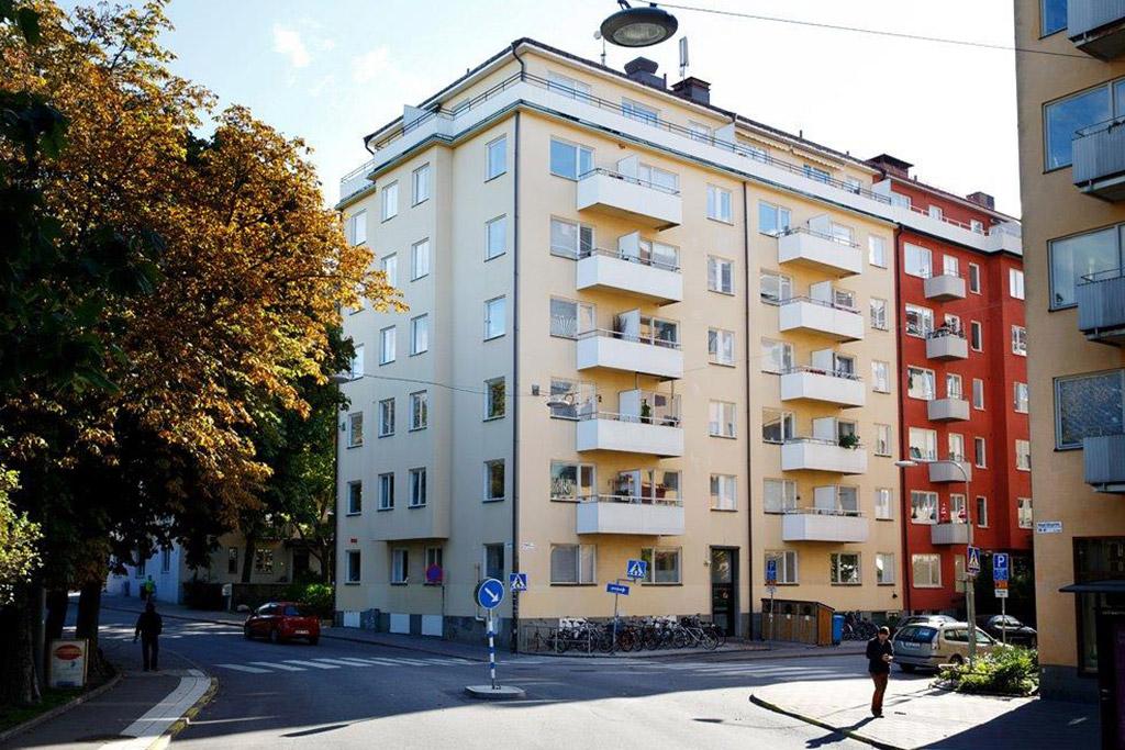 Slipgatan 1, Stockholm