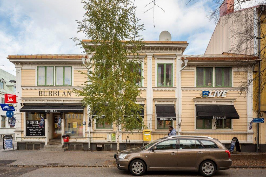 Kungsgatan 31, Umeå