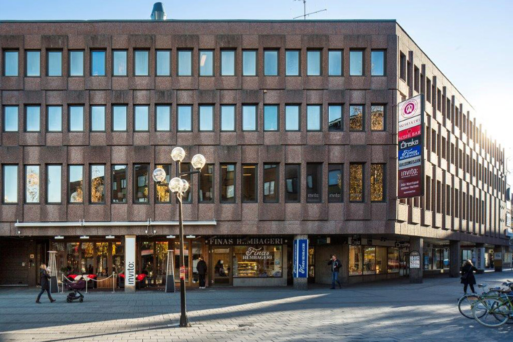 Renmarkstorget 6 / Storgatan 49, Umeå