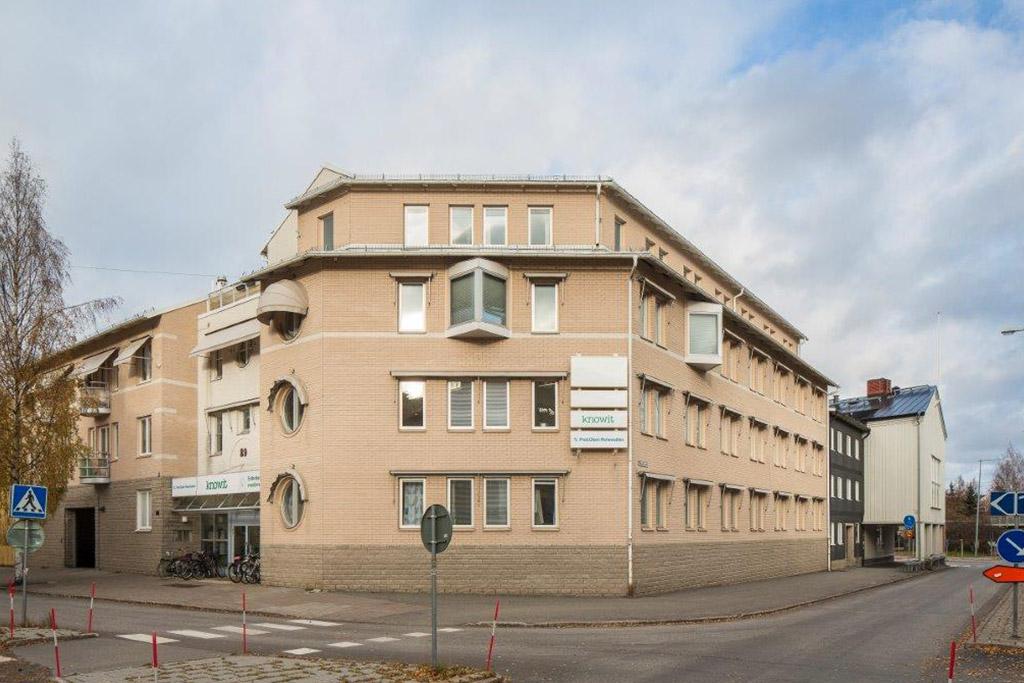 V. Norrlandsgatan 29, Umeå