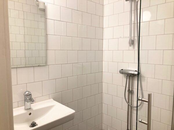 NB 56 Wc, dusch och tvättställ